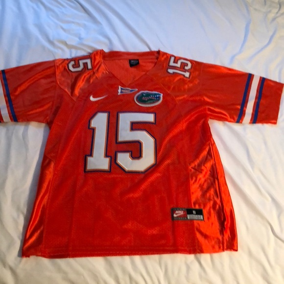 outlet store b9b0e 6f1a3 Tim Tebow Florida Football Jersey
